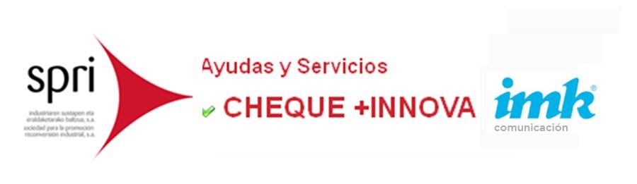 imk comunicación cheque innova spri