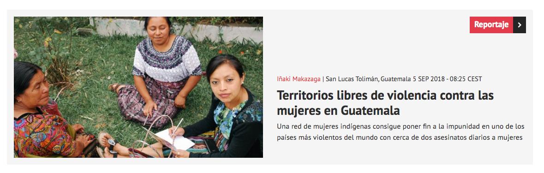 Periodista freelance Bilbao: Iñaki Makazaga